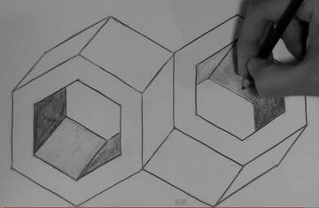 转载:如何绘制三维错