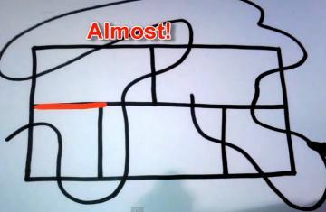 【转载】画一条线穿过所有的