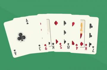 【转载】一副牌有多少种组合